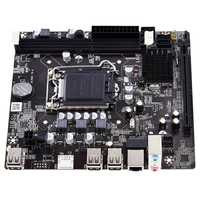 Applicable à P67 carte mère Ddr3 mémoire Lga1155 Cpu ordinateur de bureau carte mère