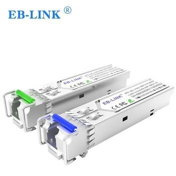 For Cisco Compatible GLC-BX-U40 GLC-BX-D40,1310/1550nm 1.25G 40km WDM BIDI SFP Transceiver module