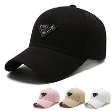 Triangle Baseball Cap Fashion Casual Sun Hat,New golf baseball cap knight men and women sunshade all-match travel cap