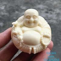 Escultura de frutas marfil manos de buda maitreya jugando con adornos jugando con artesanas as burlnndose de la harmona a de