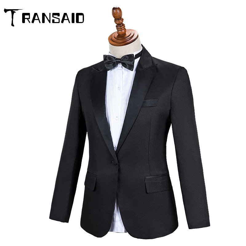 Men Plus Size Blazers Blue Red Black White Peaked Lapel Slim Fit Suit Jacket Casual Blazer Costume Stage Clothes For Singers