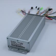 GREENTIME Сенсор/Сенсор 48 V-72 V 2000W 60Amax BLDC контроллер двигателя E-велосипед бесщеточный регулятор скорости