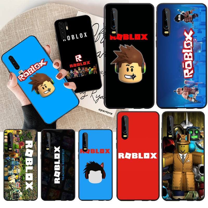 Roblox Phone Number Customer Cutewanan Roblox Games Customer High Quality Phone Case For Huawei P30 P20 Mate 20 Pro Lite Smart Y9 Prime 2019 Half Wrapped Cases Aliexpress