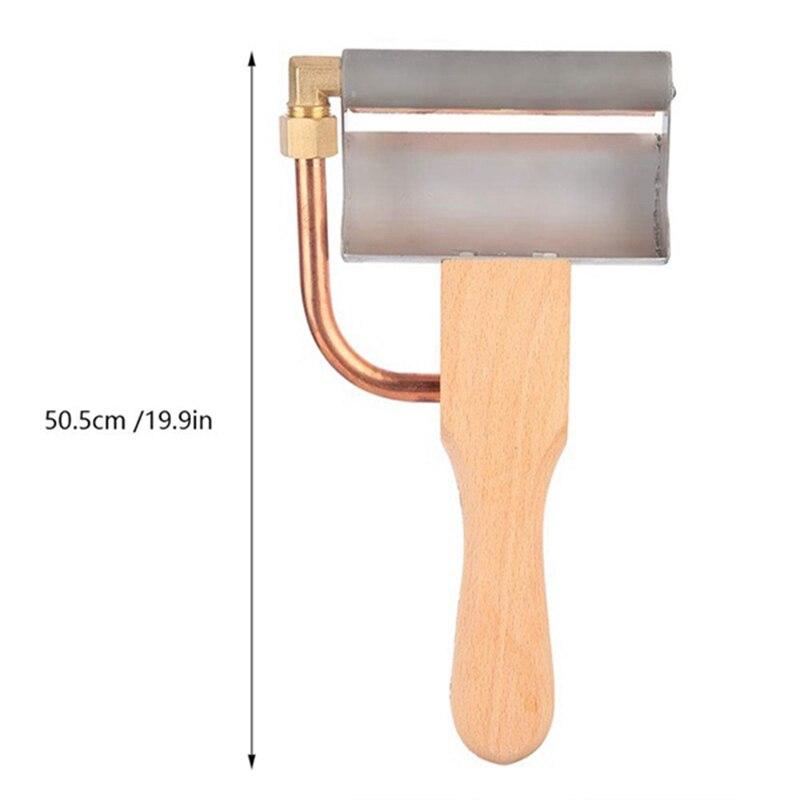 Ev ve Bahçe'ten Arıcılık Aletleri'de Sıcak satış kaplama güç aracı elektrikli bal süzücü bıçak arıcılık kazıma sıcak arı arıcılık ekipmanları 220V AU fiş title=