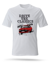 2019 Hot Sale New MenS T Shirt  DRIVE THE CLASSICS Germany Classic Car E28 M5 T-SHIRT GREAT QUALITY FANS TRIBUTE shir