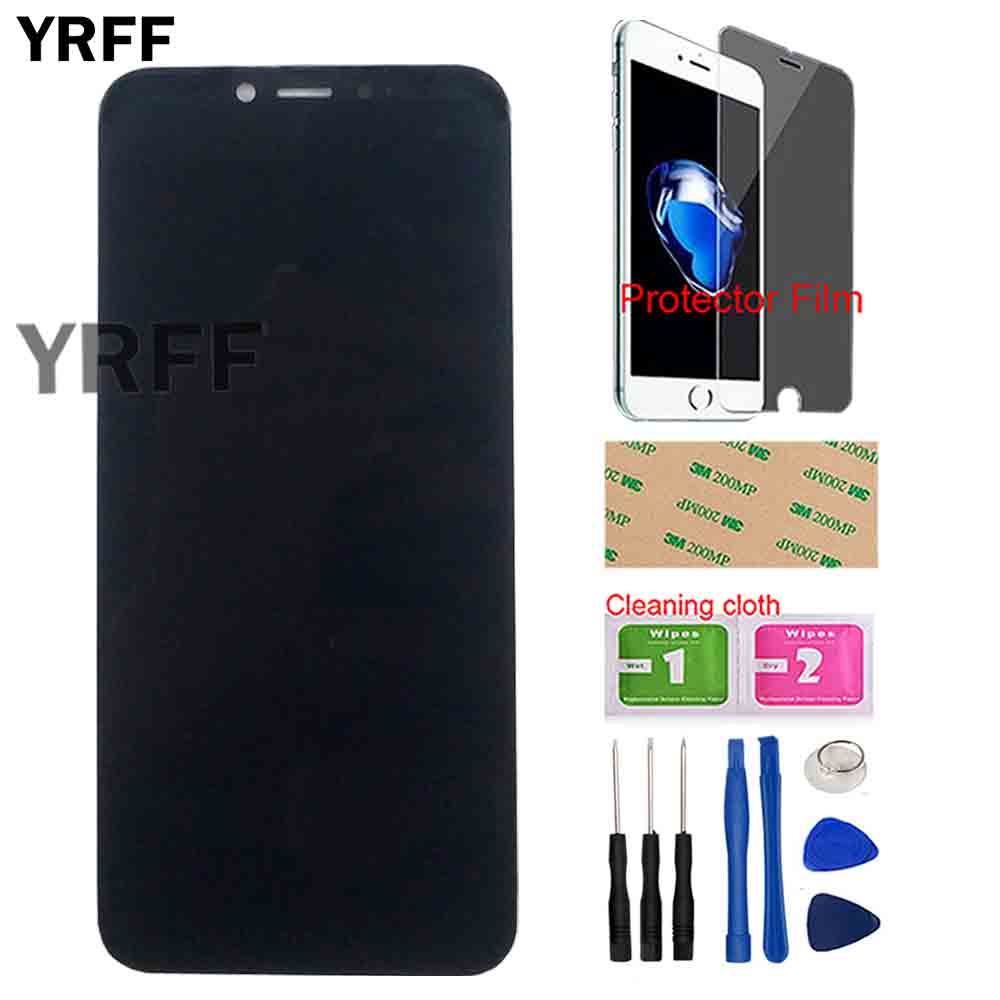 Image 2 - 5.5 Mobile LCD Display Touch Screen For UMI Umidigi A3 LCD  Display Touch Screen Digitizer Assembly For UMI UMIDIGI A3 ToolsMobile  Phone LCD Screens