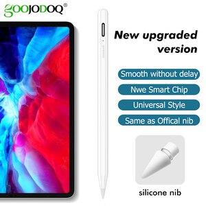 Image 1 - Caneta de toque universal para xiaomi huawei samsung iphone ipad 9.7 mini tablet caneta de toque para ipad lápis de maçã 2 1