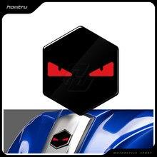 3d motocicleta decalque emblema caso para piaggio et2/et4/skr/sfera/rst/x9/zip/beverly/hexágono/liberdade/quartzo