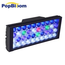 Popbloom Aquarium Licht Led Lamp Voor Aquarium Led Verlichting Marine Aquarium Reef Led Programmeerbare Controle Turing30