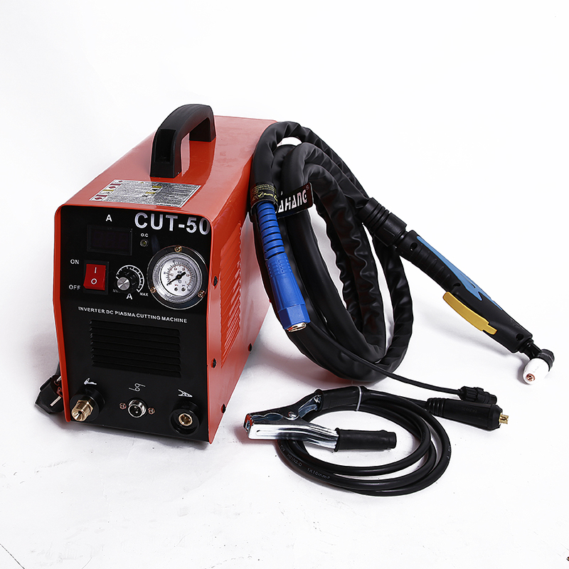 Plasma Cutter IGBT Air Plasma Cutter CUT50i 220V 50Amps 14mm Clean Cut