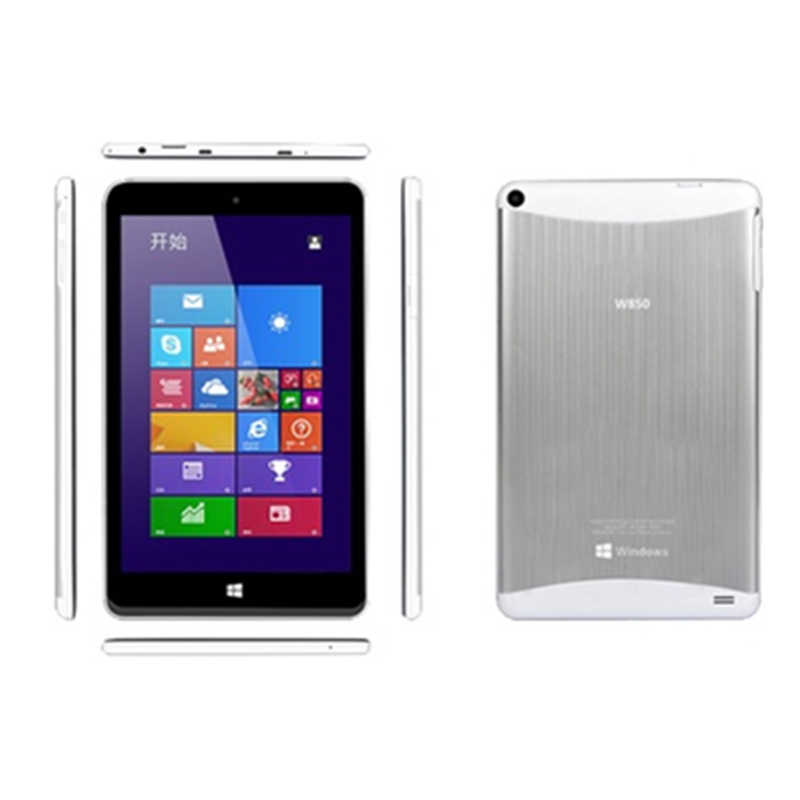 Mais barato! W850 3g sem fio internet windows 8.1/windows 10 8 polegada tablet pc 1gb + 16gb z3735g quad core sim slot para cartão hdmi wi-fi