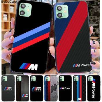 Sports car BMW Phone Case For iPhone 11 7 Case For iPhone 11 Pro Max X XS XR XS MAX 8 7 6s Plus 5 SE Case image