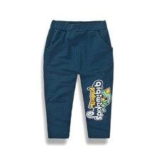 Детская одежда в Корейском стиле; брюки для мальчиков; Модная Детская осенняя одежда; стиль; теплые брюки; детские спортивные брюки; INS