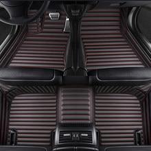 الحصير سيارة مخصصة 5 مقاعد لتويوتا rav4 c-hr هايلكس 2000 - 2020 الحصير سيارة اكسسوارات السيارات