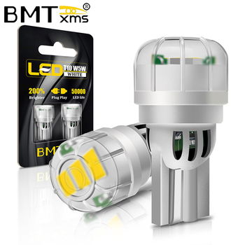 BMTxms Canbus Car LED T10 W5W Parking Lamp For Ford Focus 2 3 Fusion Fiesta Mustang Mondeo Ecosport Kuga Edge Escape Explorer - discount item  40% OFF Car Lights