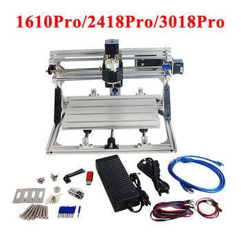 Mini diy cnc laser machine 500mw 1w 2500mw 5500mw 10w 15w laser head pcb milling engraving machine with grbl control and tools 15w engraving machine cnc3018 pro er11 with 500mw 2500mw 5500mw head wood router pcb milling machine wood carving machine diy