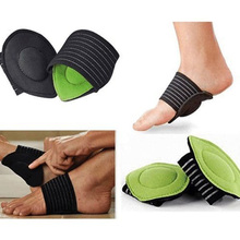 Cushioned Arch Foot Support Decrease Plantar Fasciitis Pain