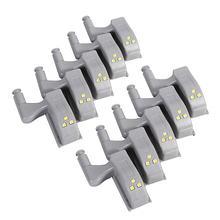 Универсальный фонарь для гардероба шкафа с внутренними петлями