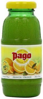 Fruchtsaft Pago Orange 12x20cl