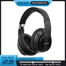 EDIFIER W820BT casque Bluetooth technologie CSR conception pliable écouteur sans fil double piles jusquà 80 heures de lecture