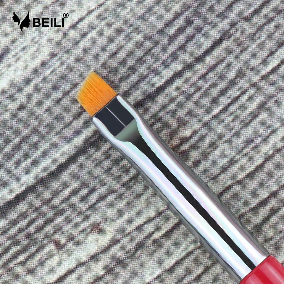 BEILI 1pcs Professional Makeup Brushes Eyebrow Foundation Powder Eyeshadow Blending Blush Brushes Highlighter Make up brushes