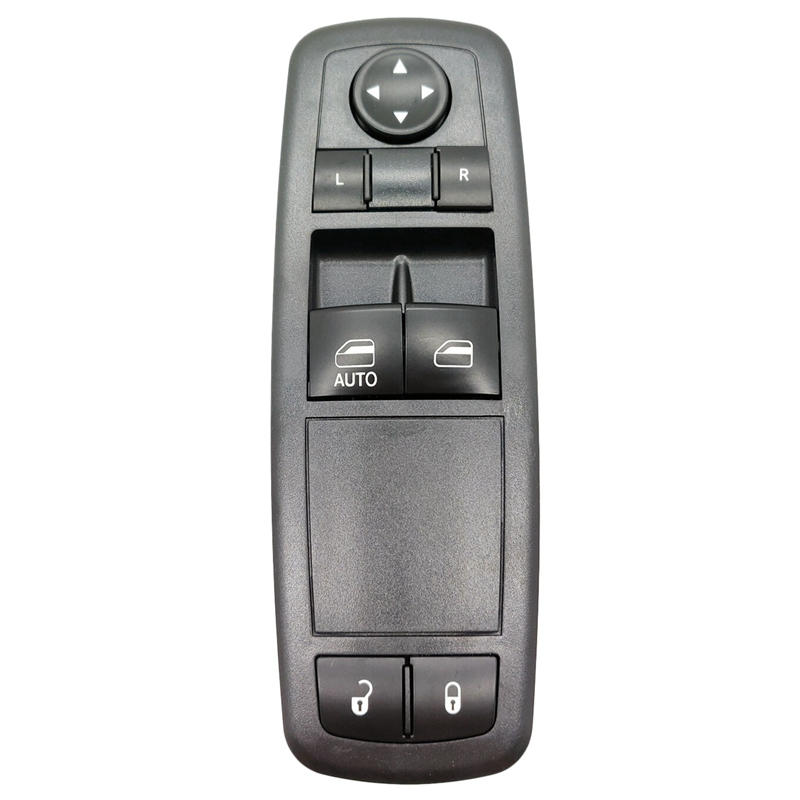Car Power Window Switch Driver Lh Fit For 2012-2019 Dodge Caravan 68110870Aa