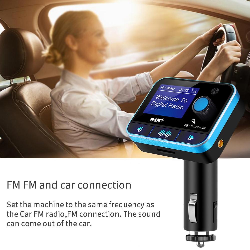 KFZ Autoradio MP3 USB FM Transmitter Modulator Player Adapter für Ford