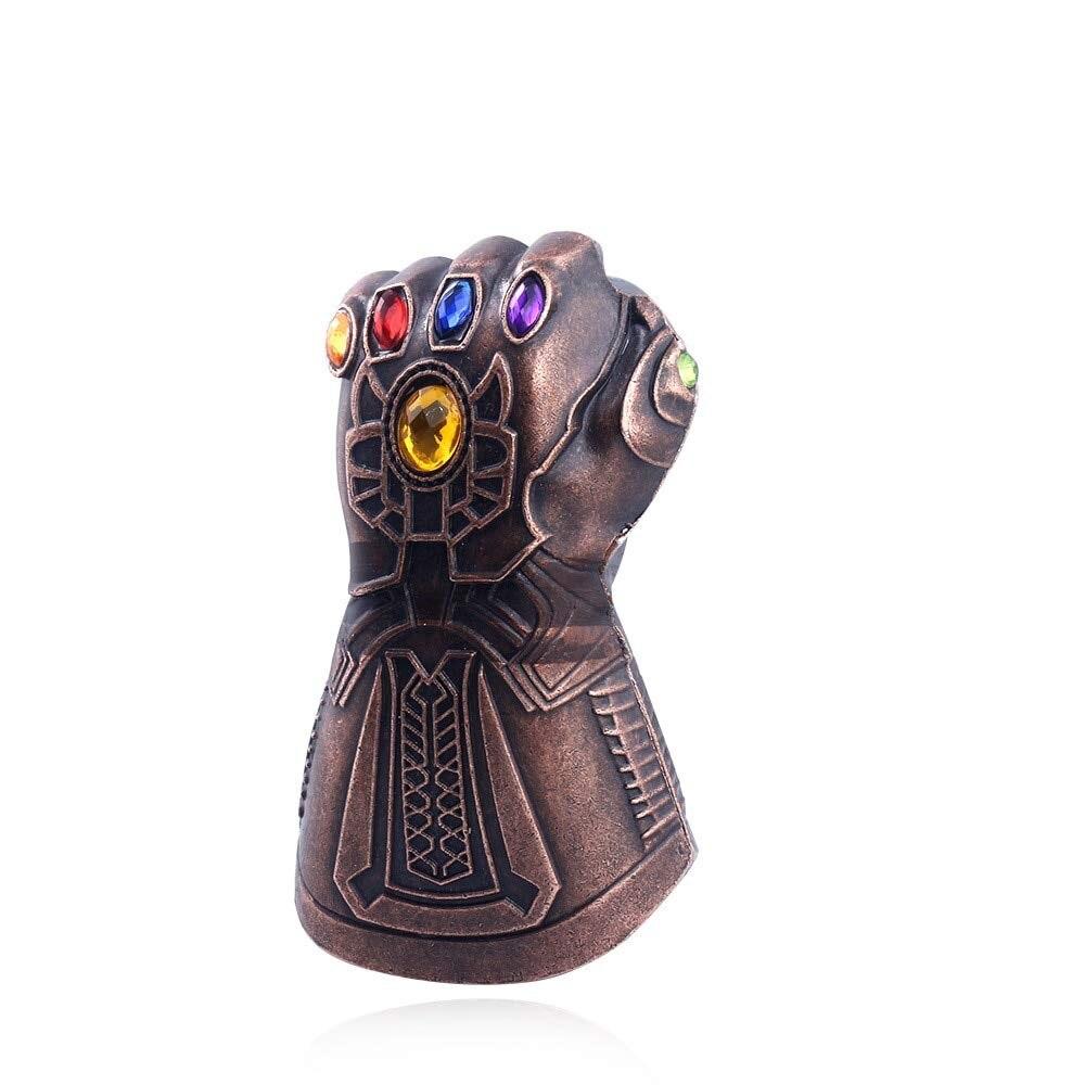 Creative Marvel Fist Bottle Openers Fist Beer Opener Thanos Infinity Gauntlet Glove Soda Cap Opener Remover Kitchen Bar Tool
