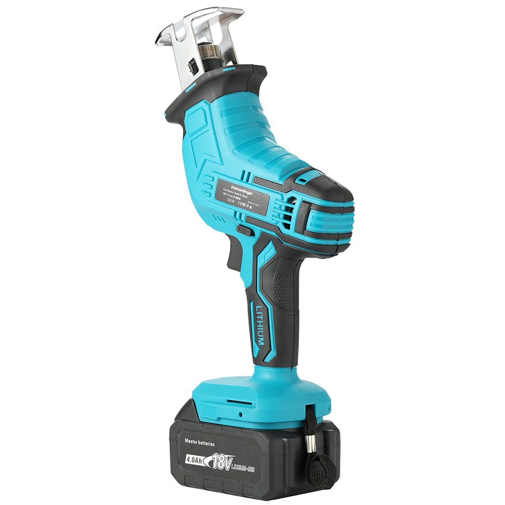 Cordless Saw Battery Cordless Powered One Lithium 0 Volt Saber 4 Ah  Battery With 18 Reciprocating Saw