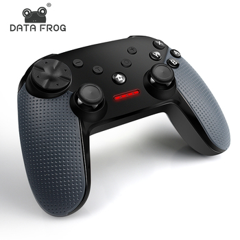 DATA FROG Wireless Bluetooth Gamepad For PC Game Joystick Controller For Nintend Switch Controller Bluetooth Joystick 1