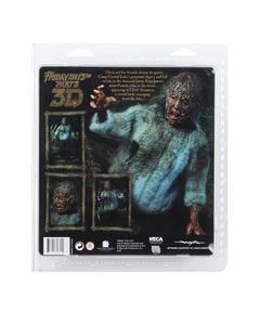 Image 3 - NECA 3D Friday The 13th Deel 3 Jason Moeder PVC Action Figure Speelgoed Pop 18cm