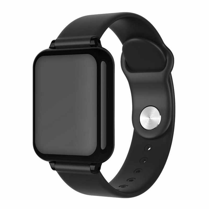 2020 nowy inteligentny zegarek wodoodporny B57 Smartwatch Gps elari krople do uszu Inteligente Relogio Celular amazfit gts gts amazfit amazfit bi