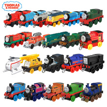 Original Thomas and Friends Trackmaster Alloy Trains Metal Engine Toy Suitable for Train Track 2019 New Car Toys for Boys Gifts 151pcs electric tank engine thomas and friends trains new sets model building blocks bricks railway toy boys kids assembly toys
