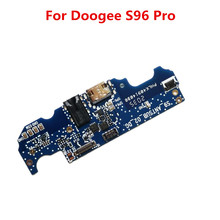Pièces de rechange de carte USB Doogee S96 Pro, Original, carte connecteur, Port de chargement de téléphone, accessoires