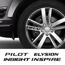 4 шт., автомобильные виниловые наклейки на обод колеса для Hyundai ACCENT CRETA EON EQUUS i10 i20 i40 IONIQ IX25 IX55 KONA