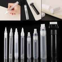 1Pc Paint Pen Graffiti Pen 3mm 5mm 6mm 6.5mm 8mm 10mm 15mm 30mm Empty Pen Rod Liquid Chalk Marker Empty Pen Rod Accessories