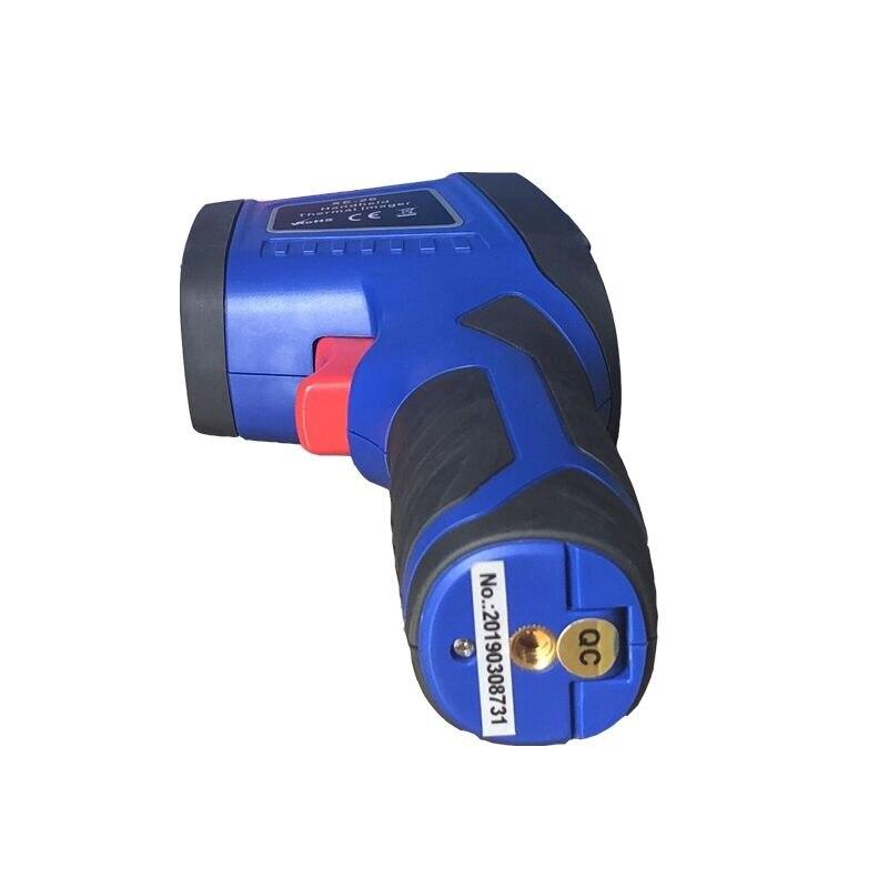 Professional Handheld Digital Thermal Imaging Camera With USB Interface 11