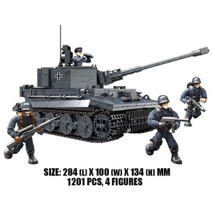 Image 4 - WW2 M26 بيرشينغ تانك بانزر T 34 (85) الولايات المتحدة الأمريكية ألمانيا الدبابات العسكرية اللبنات Soilders أرقام الطوب مجموعة لعب الأطفال