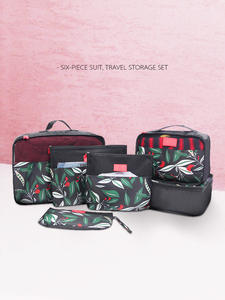 Underwear Organizer Luggage-Accessories-Supplies Packing-Cube Travel-Bags Portable Clothing