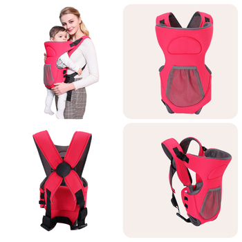 Ergonomic Baby Carrier Multifunction Infant Sling Breathable Baby Hip Seat Portable Child Suspenders Adjustable  Toddler Stool lightweight breathable baby sling waist stool backpacks carries multiple back child stool scientific design to ease the load