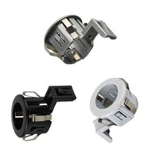1pc Parking Sensor Retainer For T~oyota Honda Accord 39681-TL0-G01 39681TL0G01 Black white silver cheap BGEKTOTH Unsichtbare NONE CN (Herkunft) plastic