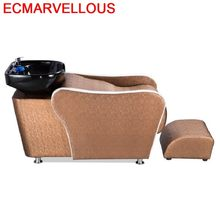 Bed Hairdresser For Barber Shop Lavacabezas Beauty Hair Furniture Cadeira Maquiagem Silla Peluqueria Salon Shampoo Chair(China)