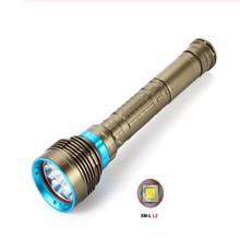цена на LED 30000Lm Waterproof Diving Flashlight 7x XM-L L2 Underwater Waterproof Submarine Light Lamp Flashlight Torch