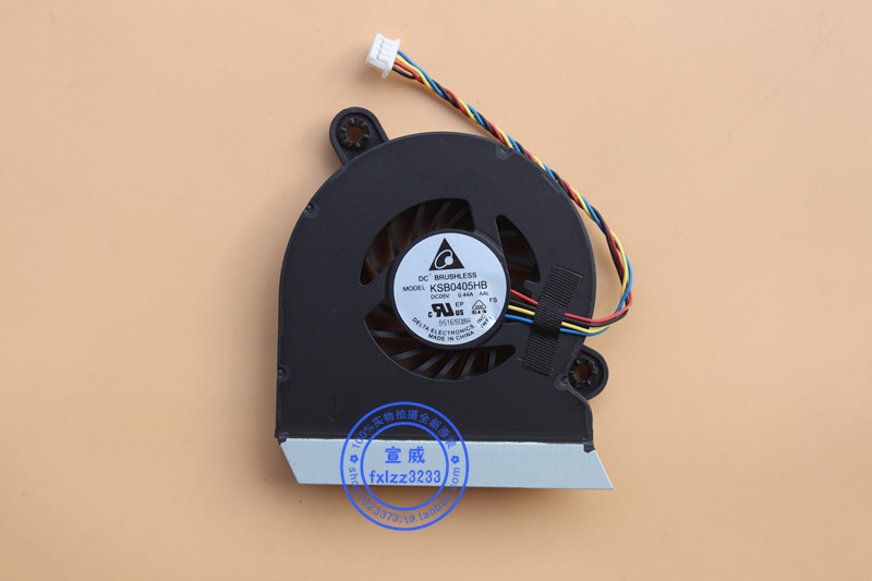 New CPU Cooler Fan For Nvidia Shield TV (2015) Model P/N: 380-0014-000 DC05V 0.44A AAL Radiator image