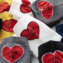 Милые носки kawai harajuku модные счастливые черные уютные женские