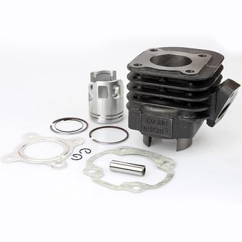 цена на For YAMAHA JOG 50 Cylinder Top End Rebuild Kit 49cc 2 Stroke Minarelli 1PE40QMB