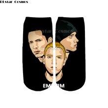 Ух девушка Эминем Скеллингтон хлопковые носки красочные брендовая
