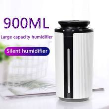 900ML Humidifier Household Mute Bedroom Large Capacity Office Pregnant Women Air Conditioning Baby USB Aromatherapy Machine все цены