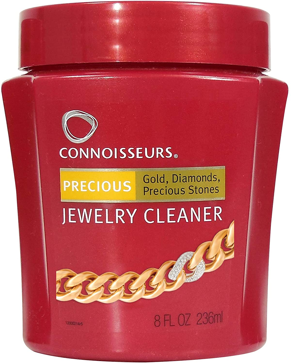 Connoisseurs Precious Jewelry Cleaner 236ml For Gold Diamond Stone Cleaning