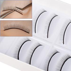 Image 1 - ICYCHEER Training Lashes for Eyelash Extensions Supplies Makeup Practice False Eyelashes